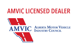 AMVIC LICENSED DEALER